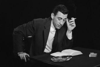 Salinger wahrscheinlich kurz nach Erscheinen seines Buches