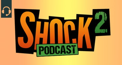 shock2 Podcast Logo