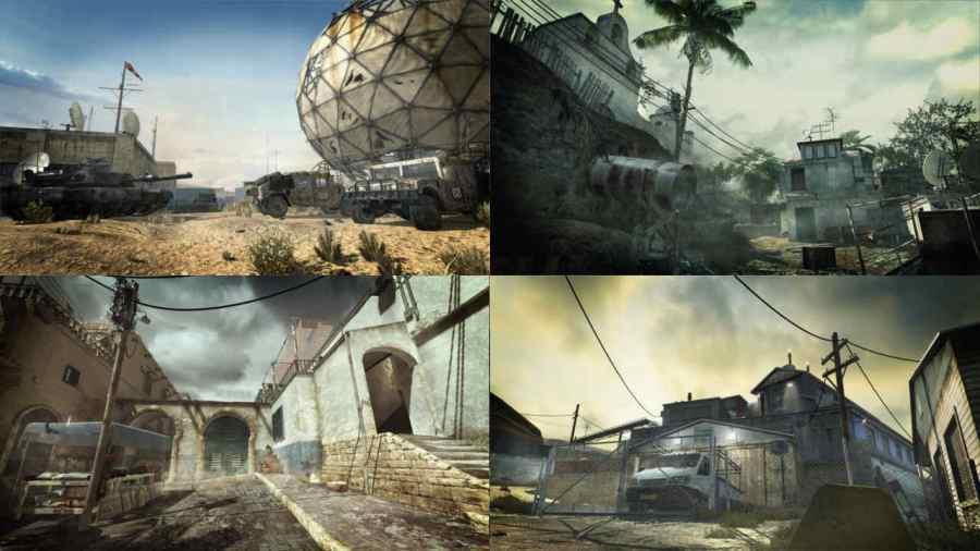 Cod MW3 Survival Tier2