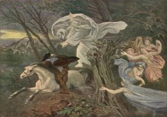 Der Erlkönig von Johann Wolfgang von Goethe