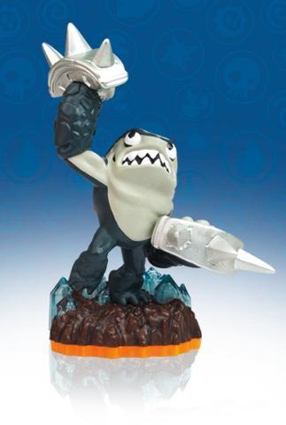 Skylanders Giants TERRAFIN SHARK Individual Character Pack Game Play Toy Figure EBay