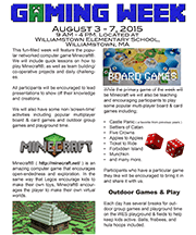 GamingWeek-Brochure-2015