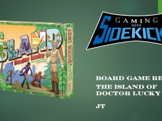 Gaming with Sidekicks presents: The Board Game Collection Draft