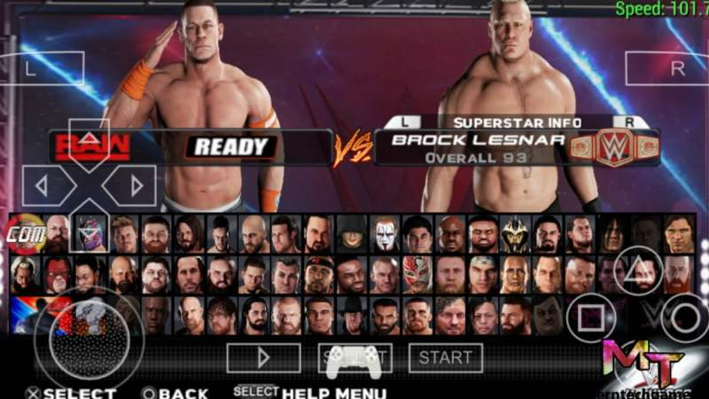 WWE2k19 android APK + DATA DOWNLOAD FOR ANDROID FREE