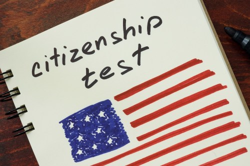 Could You Pass the U.S. Naturalization Test - Carlos Gamino