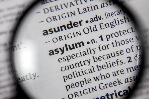 Asylum vs. Refugee Status - Carlos Gamino