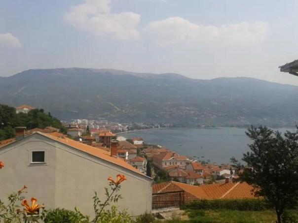 Lago Ohrid .