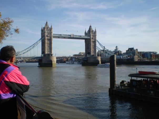 Puente de Londres .