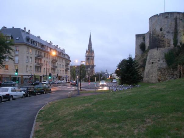 Caen .