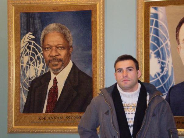 Museo de la ONU .