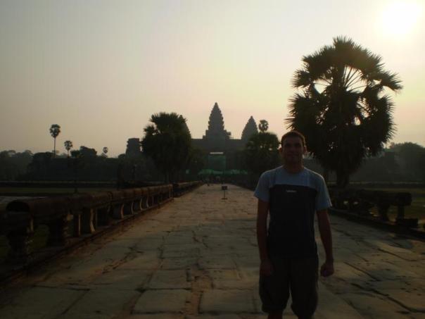 Templos de Angkor .