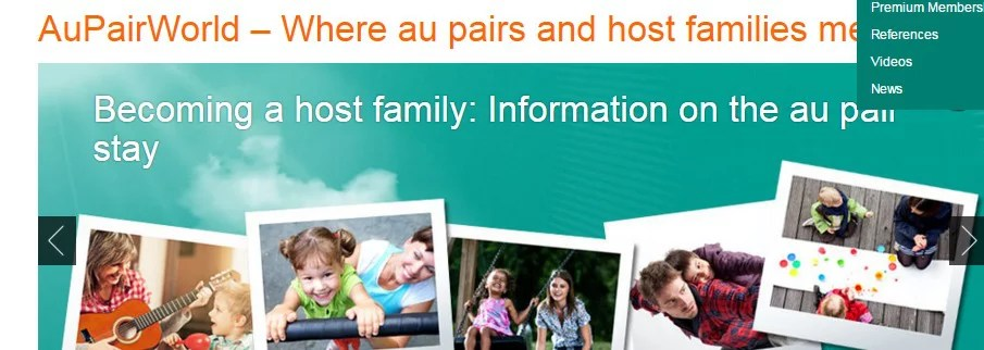 Aupair. Sleep for free.