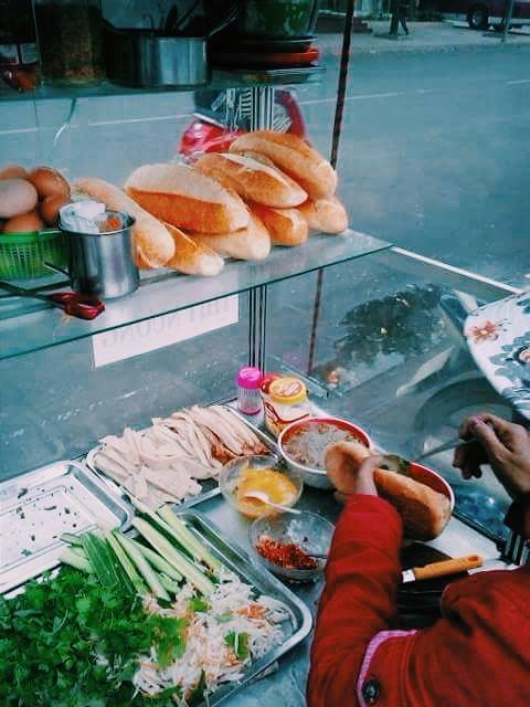 streeet food in Southeast Asia.