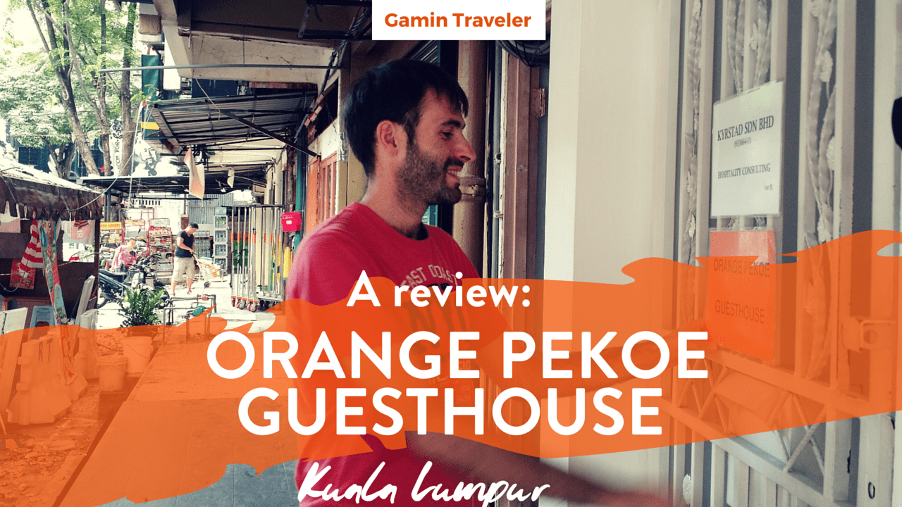 A Review of Arange Pekoe Guesthouse Main Photo