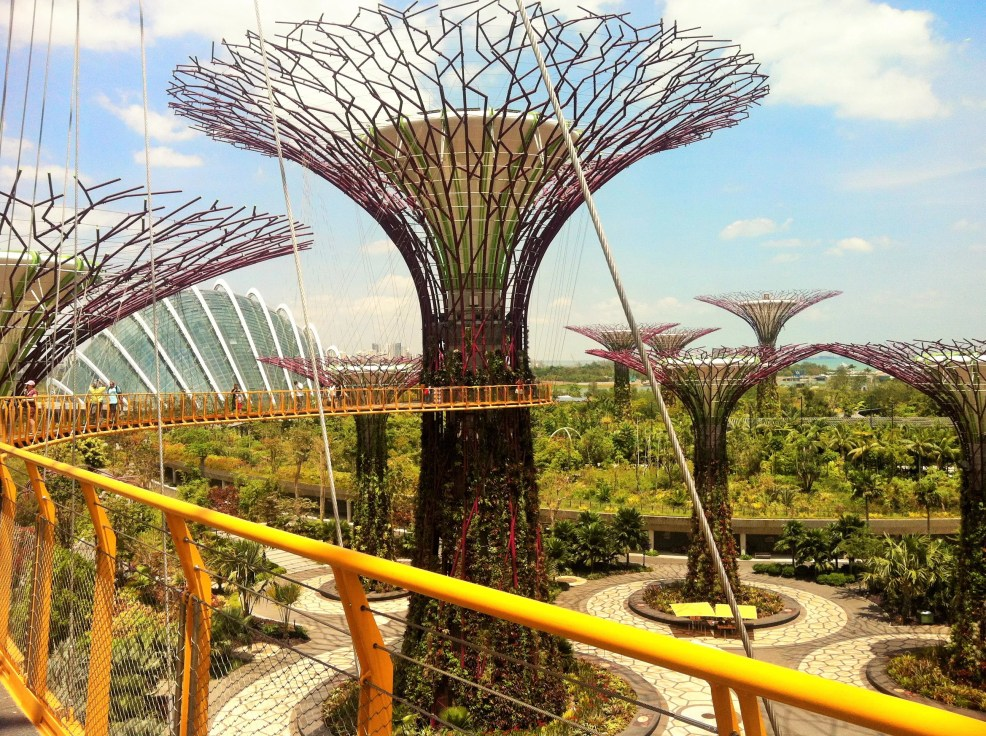 Gardens by The Bay, Hidden Gem.