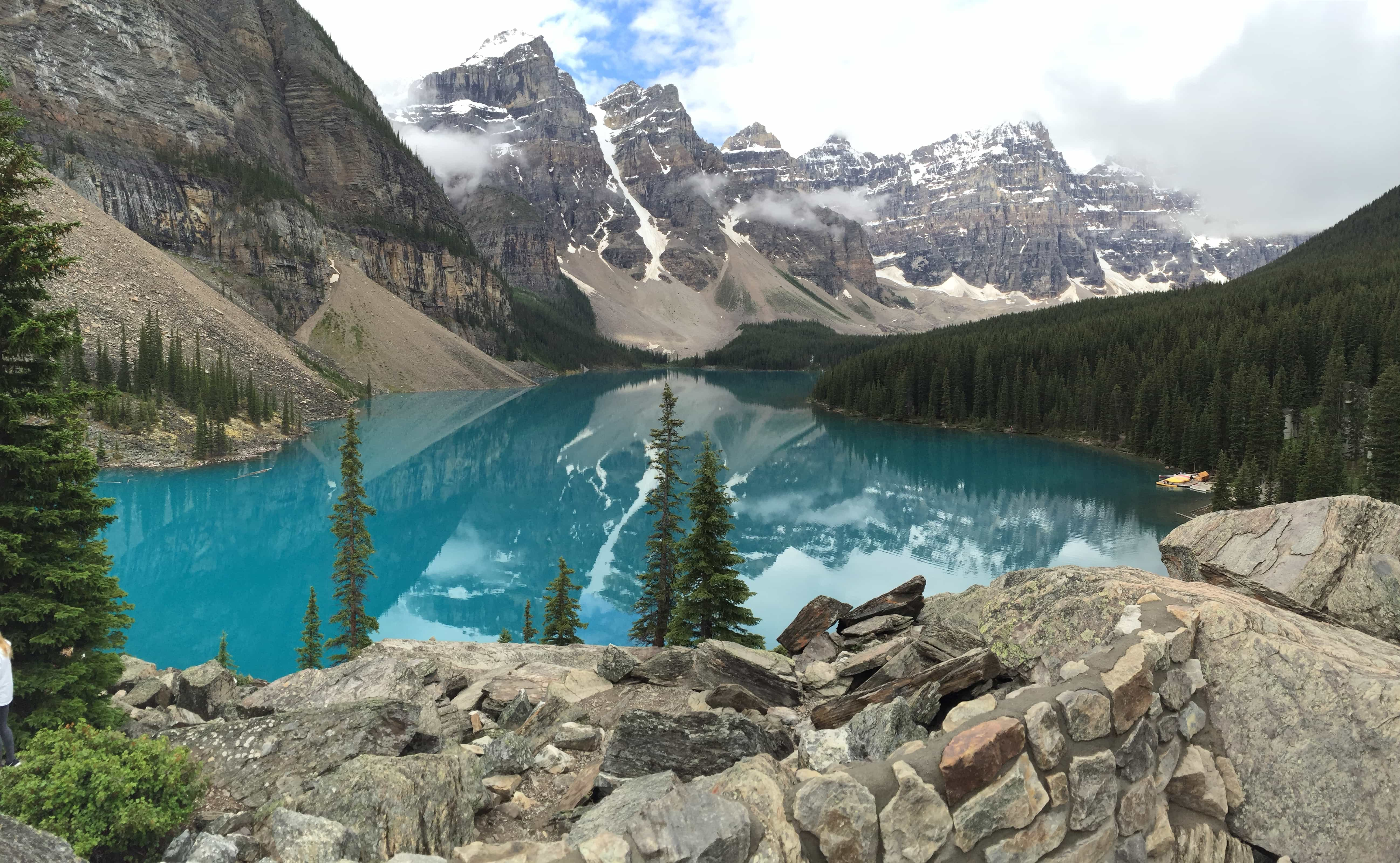 Things to do in Canada: visit Banff National Park
