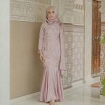 Gamis Hijab Pesta Pernikahan