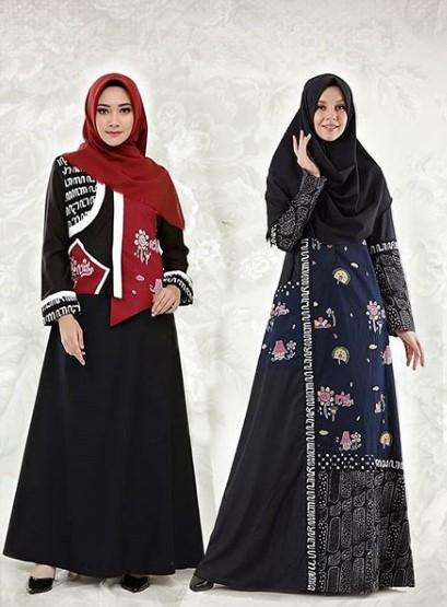 18 Model Baju Batik untuk Pesta