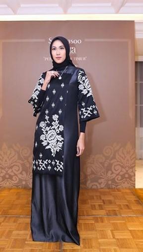 17 Model Baju Muslim Terbaru 2019 Gamis