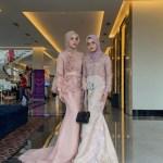 22 Model Baju Long Dress untuk Wanita Berhijab
