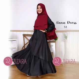 Gamis Zizara Hana Dress B3