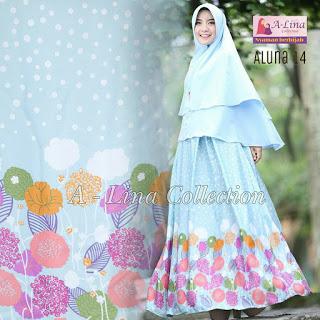 Gamis A_lina Collection Hijab