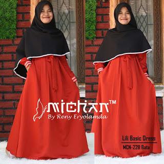 Gamis Michan Hijab