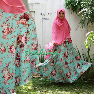 Gamis Shaliha Hijab