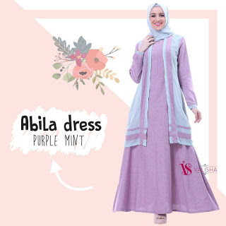 Gamis House Of Valisha Hijab