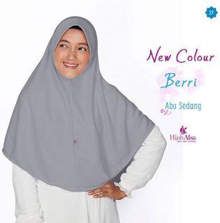 Hijab Alsa Berri Abu Sedang