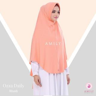 Hijab Amily Ozza Daily Blush