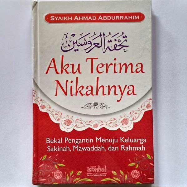 buku aku terima nikahnya syaikh ahmad abdurrahim