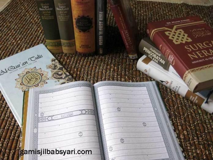 Isi Dalam Al Qur'an Follow The Line
