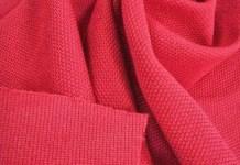 contoh bahan kain polyester