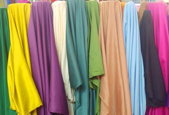 contoh bahan kain satin velvet