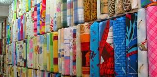tips mudah membeli bahan kain