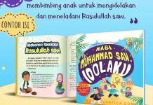 Nabi Muhammad SAW Idolaku