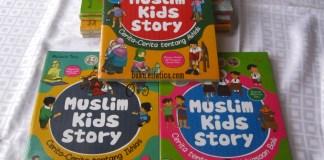 Serial Muslim Kids Story