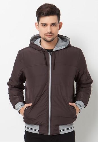 contoh jaket dari bahan nilon