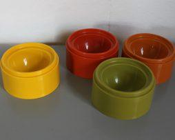 4 äggkoppar Tupperware