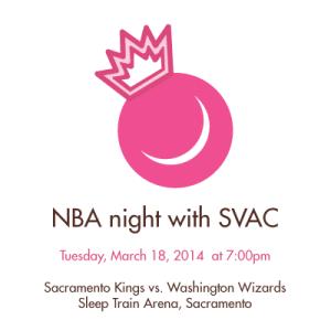 NBA Night with SVAC @ Sleep Train Arena | Sacramento | California | United States