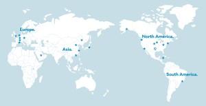 GammaQ Map
