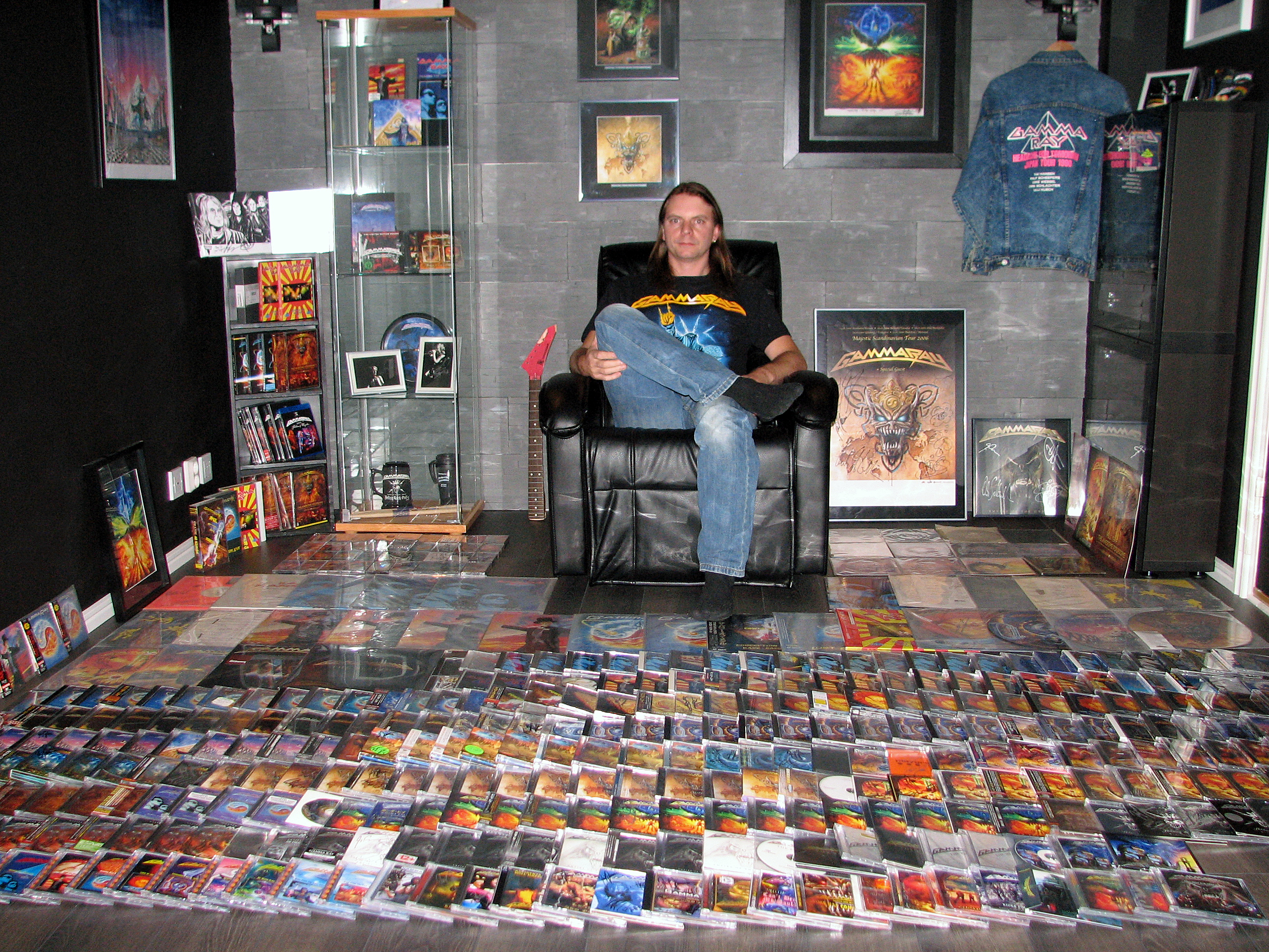 Picture Gallery My Gamma Ray Collection