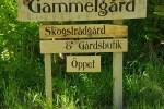 Gammelgård skogsträdgård och gårdsbutik
