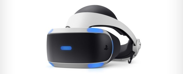 Abbildung des Playstation VR Headset (Version 1.2) für den Artikel ´: Sony Playstation VR 2 offiziell angekündigt