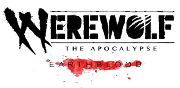 Wherewolf The Apocalypse Earthblood Logo