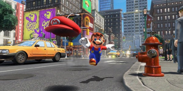 Of all our 2017 E3 Predictions: Nintendo & Nintendo Switch Mario Odyssey is the most likely