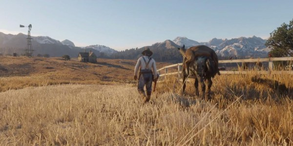 Our 2017 E3 Predictions: Sony PlayStation suggest Red Dead Redemption 2 will be on show