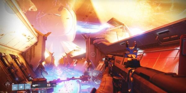 Destiny 2 The Immortal & Sun