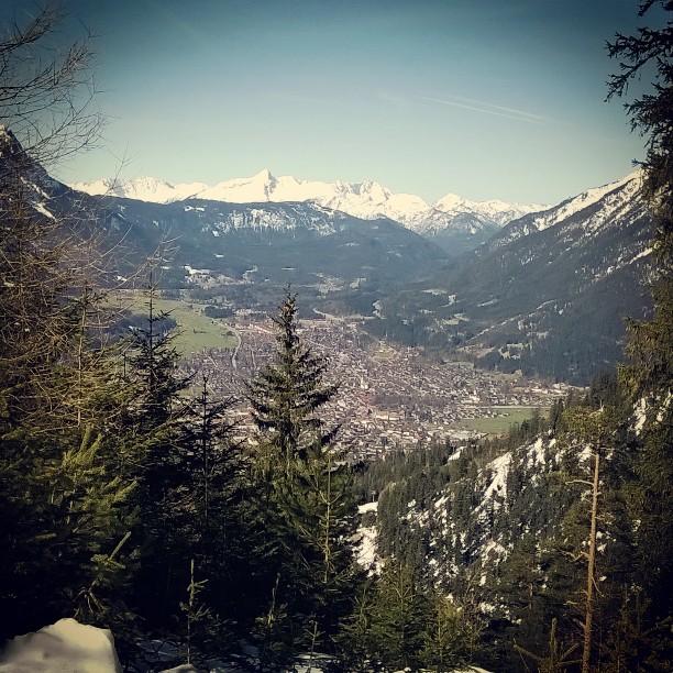 #alpen #wank #trekking #spring